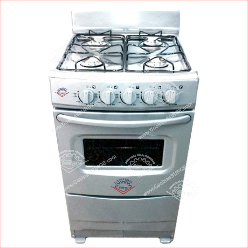 Cocina surge original dom stica mod07 cocinas surge for Cocinas industriales surge