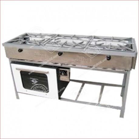 Cocina surge original industrial mod 10l cocinas surge for Cocinas industriales surge