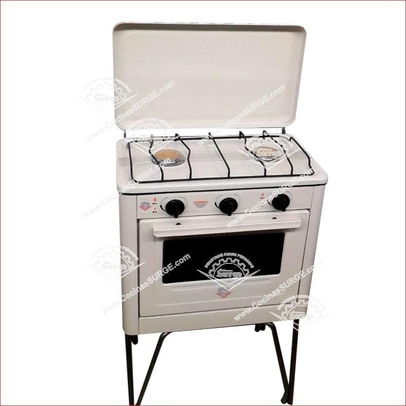 Cocina surge original con horno y tapa cocinas surge - Cocina con horno ...