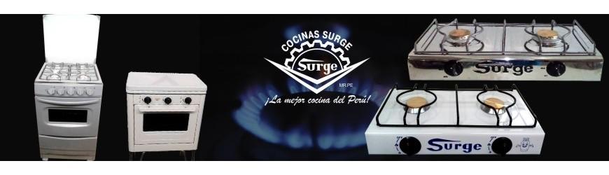 Cocinas dom sticas hogar cocinas surge for Cocinas industriales surge